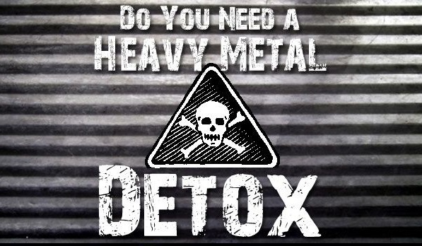how to detox from heavy metals
